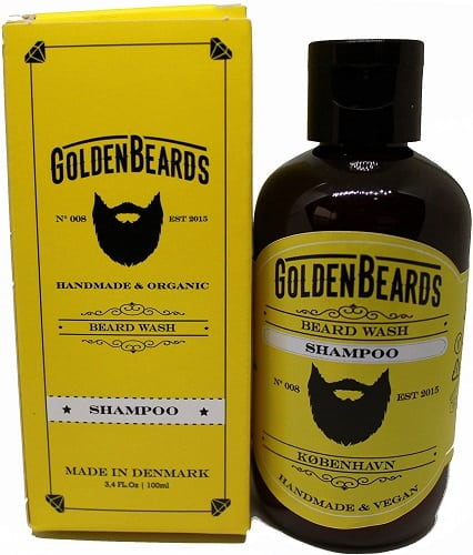 Golden Beards Shampoo Per Barba