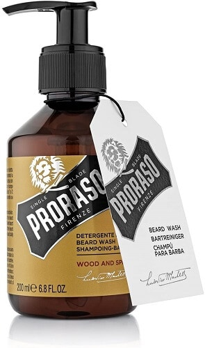Proraso-Shampoo-da-Barba-Wood-and-Spice