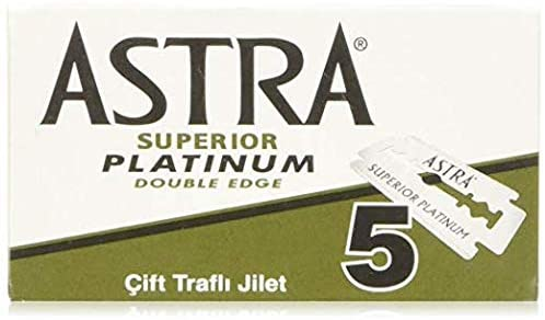 Astra Platinum Double Edge